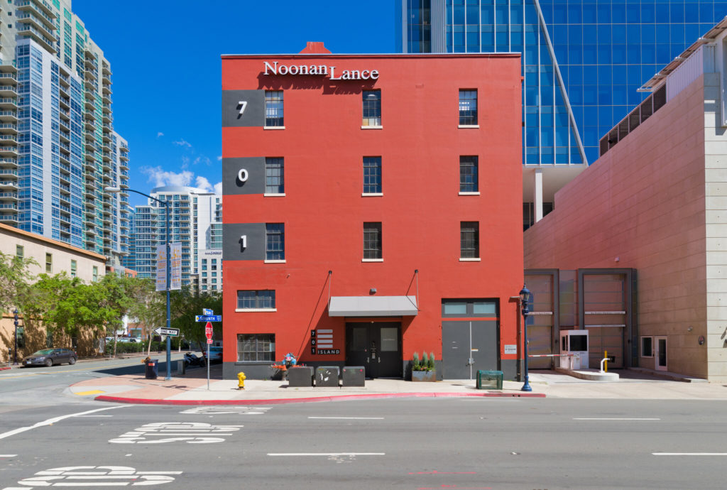 New WestBrew location in the Gaslamp Quarter