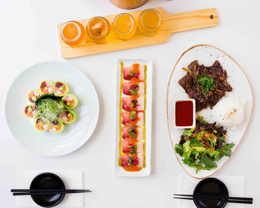 New Takeaway Sushi Spot From Ototo Sushi Team Planning Summer 2021 Debut