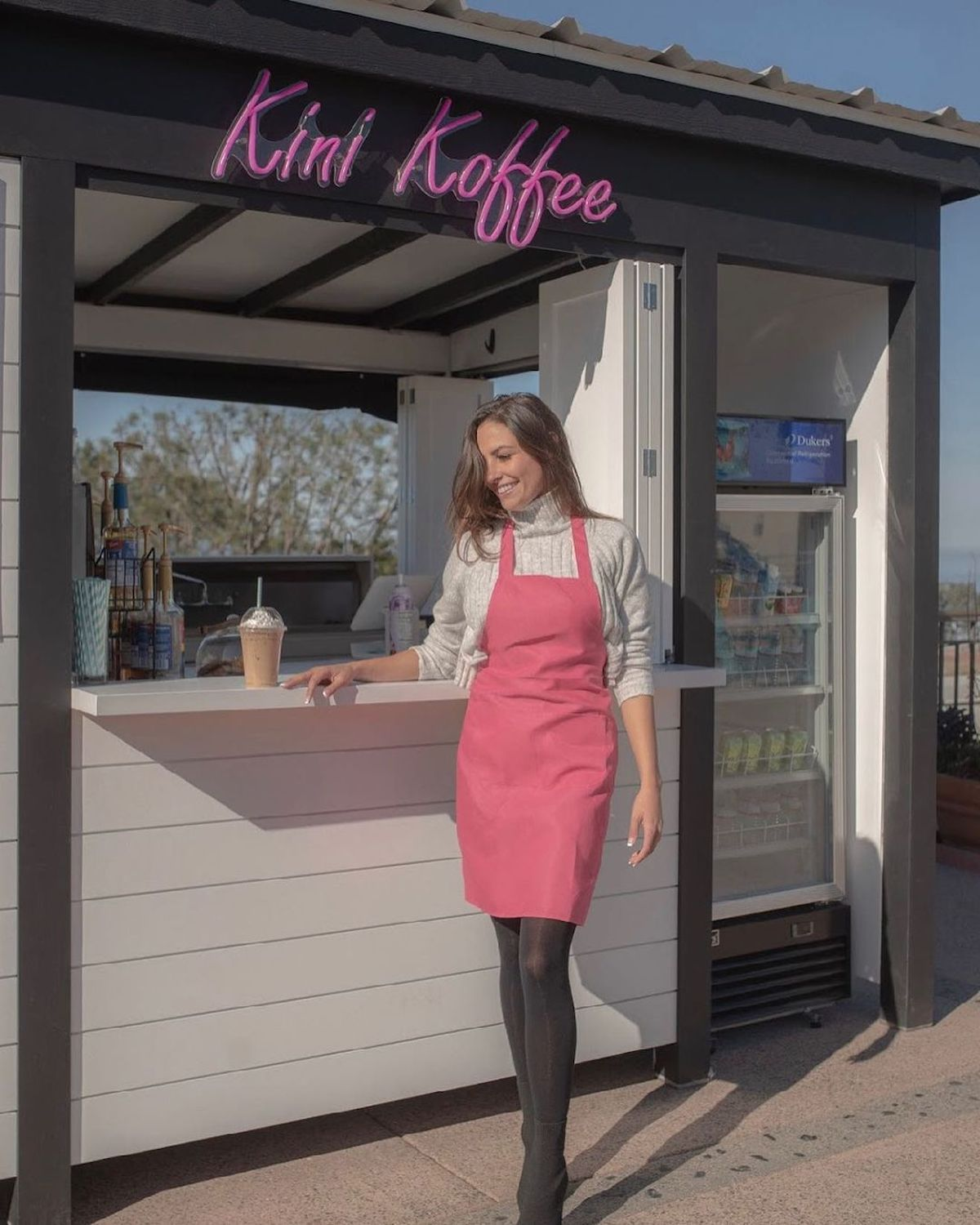 Kini Koffee's Second Location Picking Up Steam
