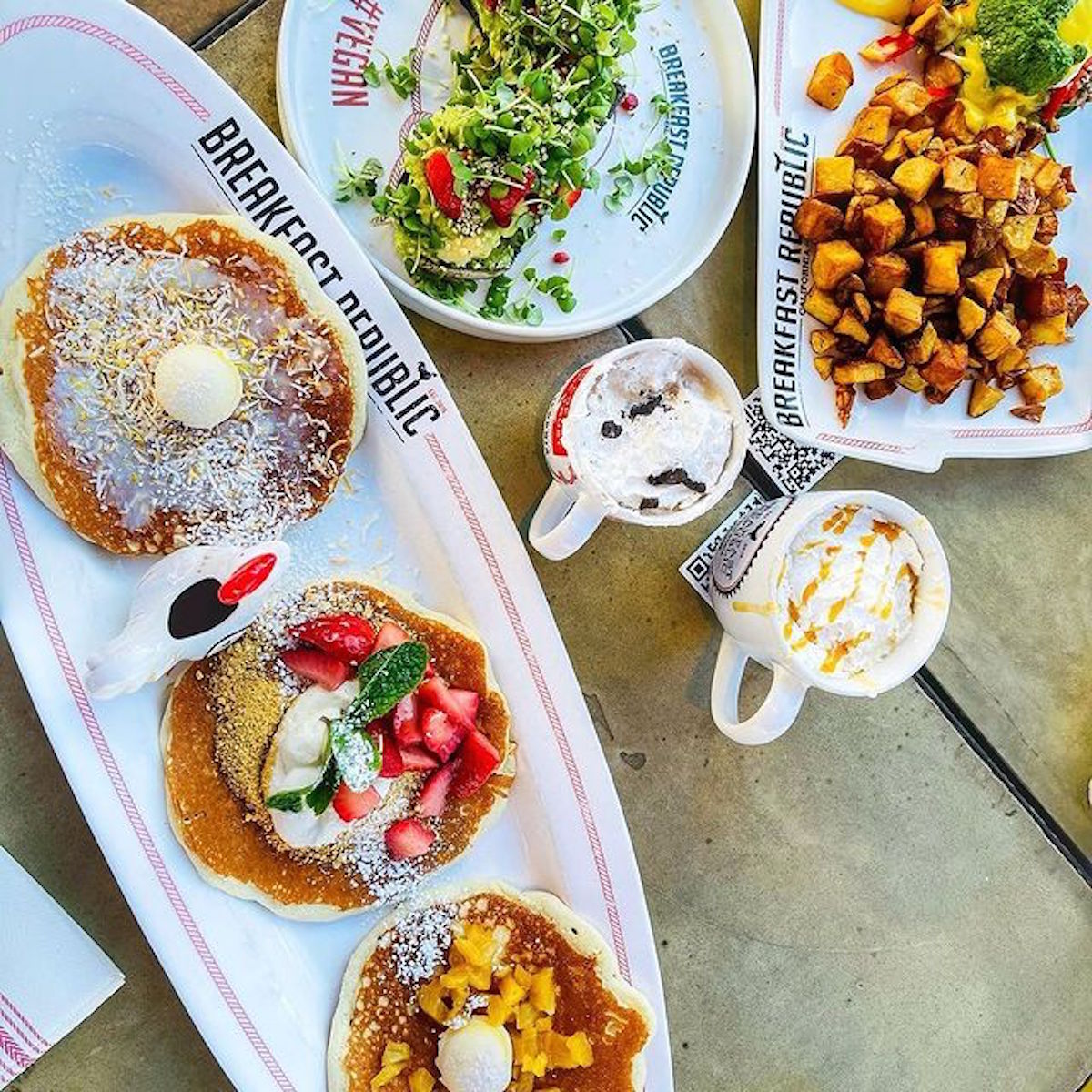 Next Breakfast Republic Moving Forward in La Jolla