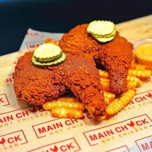 Main Chick Hot Chicken Opening Second San Diego Location