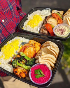 Panini Kabob Grill Nearly Ready to Open in Mission Valley