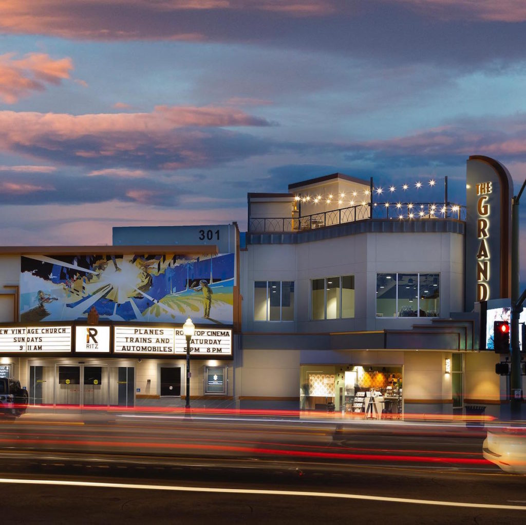 Permits Filed For New Restaurant, Grand Occasions on Grand, To Open
