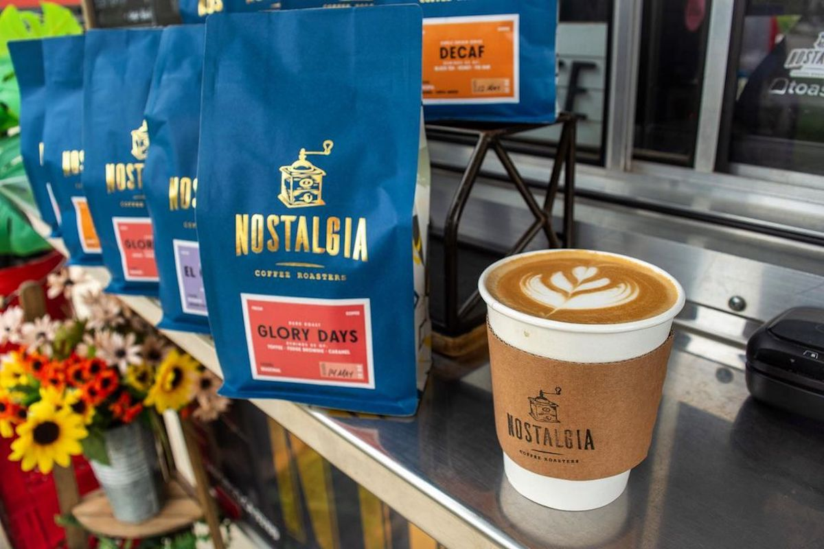 SD Mobile Coffee Company is Bringing the Nostalgia to a More Permanent Location