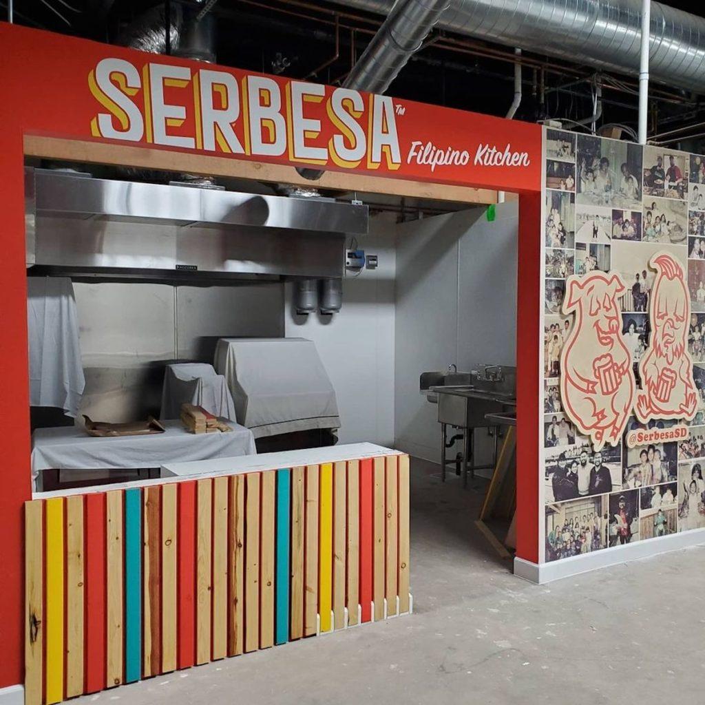 SERBESA Filipino Kitchen Heads to Market on 8th