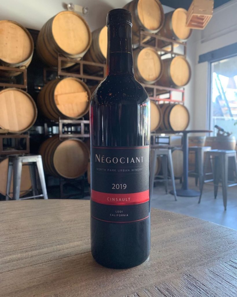 San Diego's Négociant Winery to Move Locations This Fall