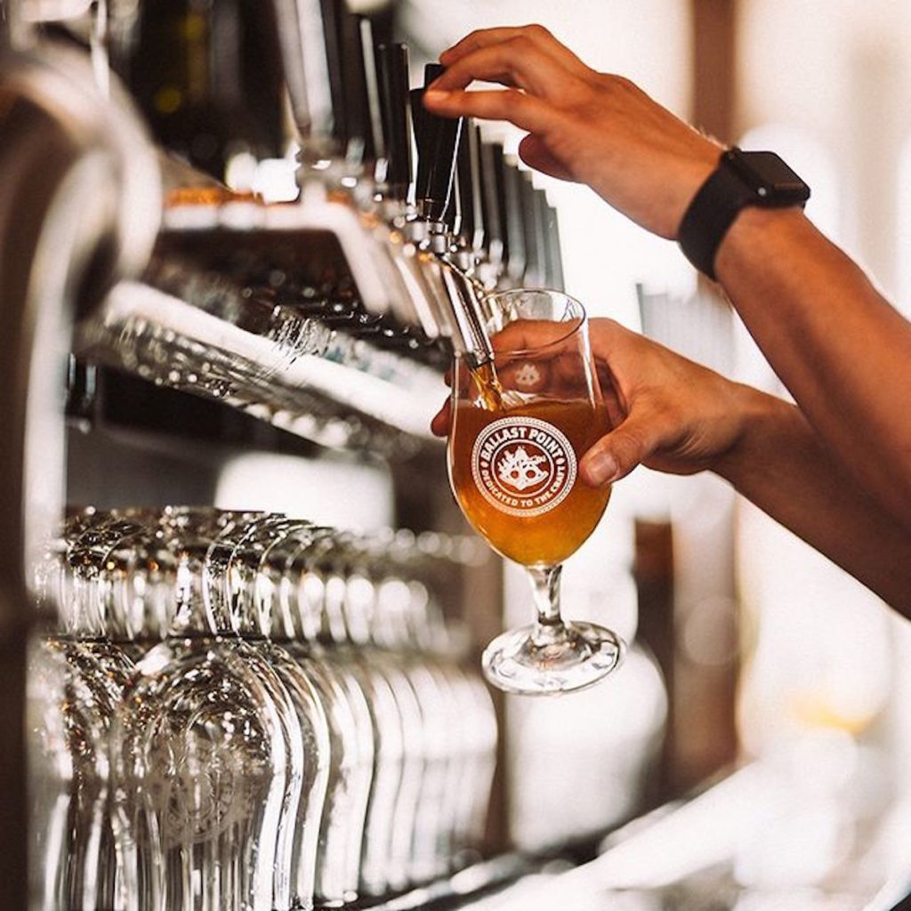 Ballast Point is Coming to Mission Bay