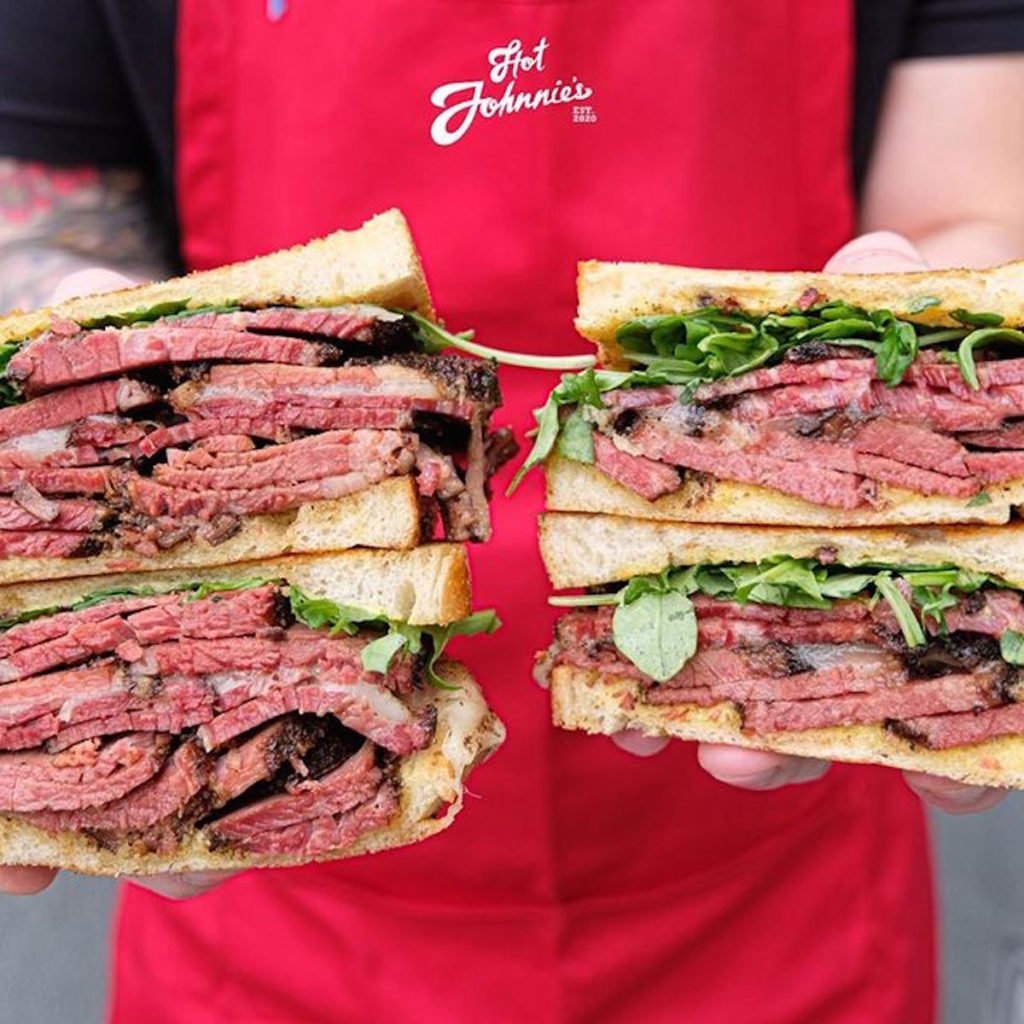 Pastrami Shop Hot Johnnies is Headed to the Castro