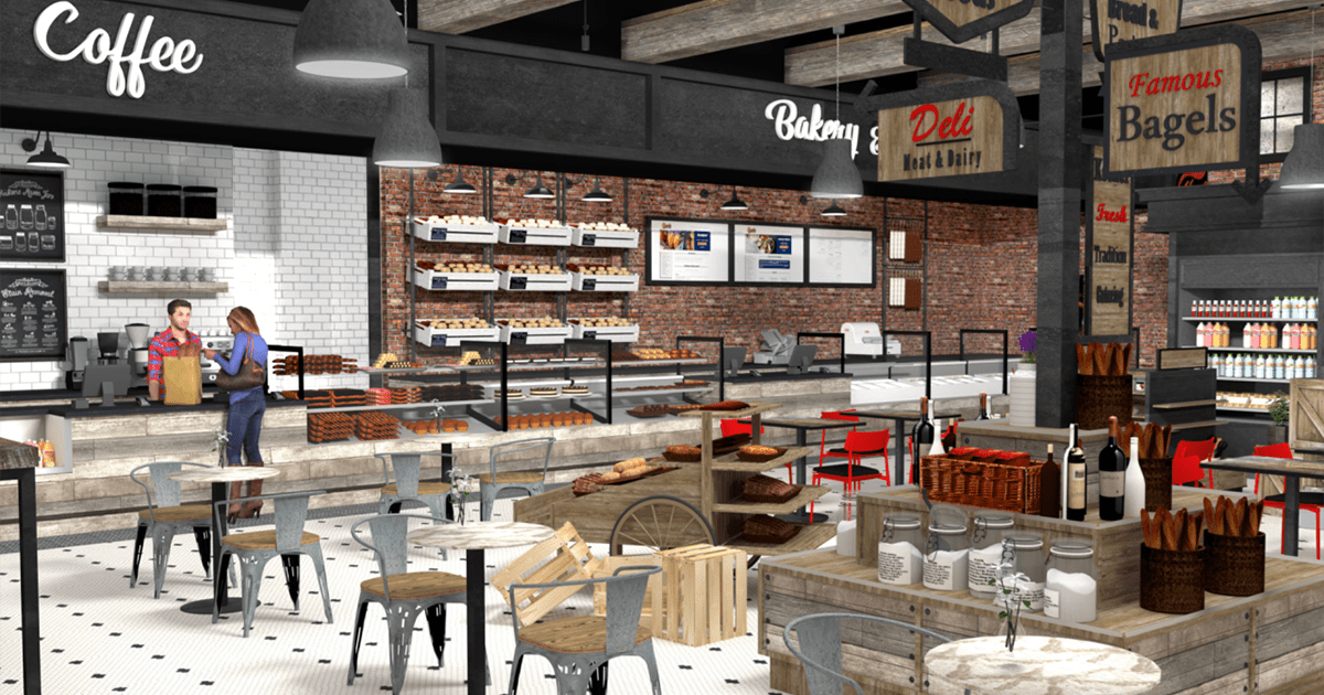 Chompie's to Relocate to Northwood Plaza - Rendering