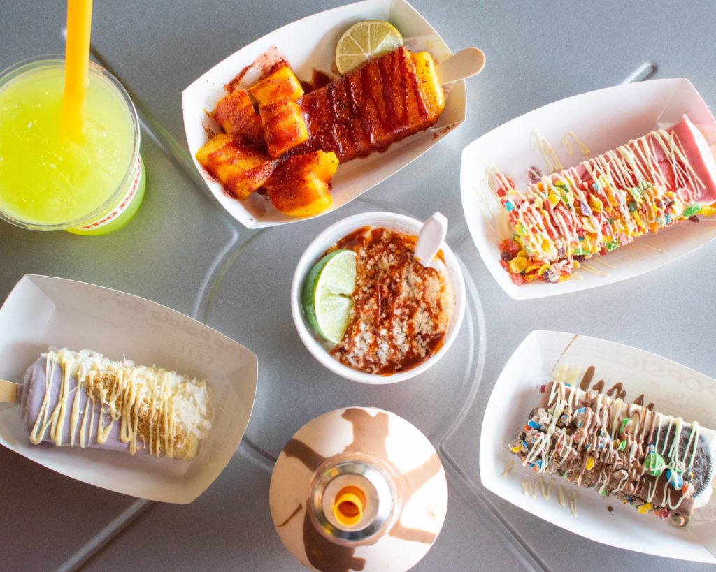 The Paleta Bar is Going to College