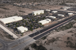 Whataburger, Backyard Taco, Black Rock Coffee Among Tenants Planned For 60 and Signal Mixed-Use