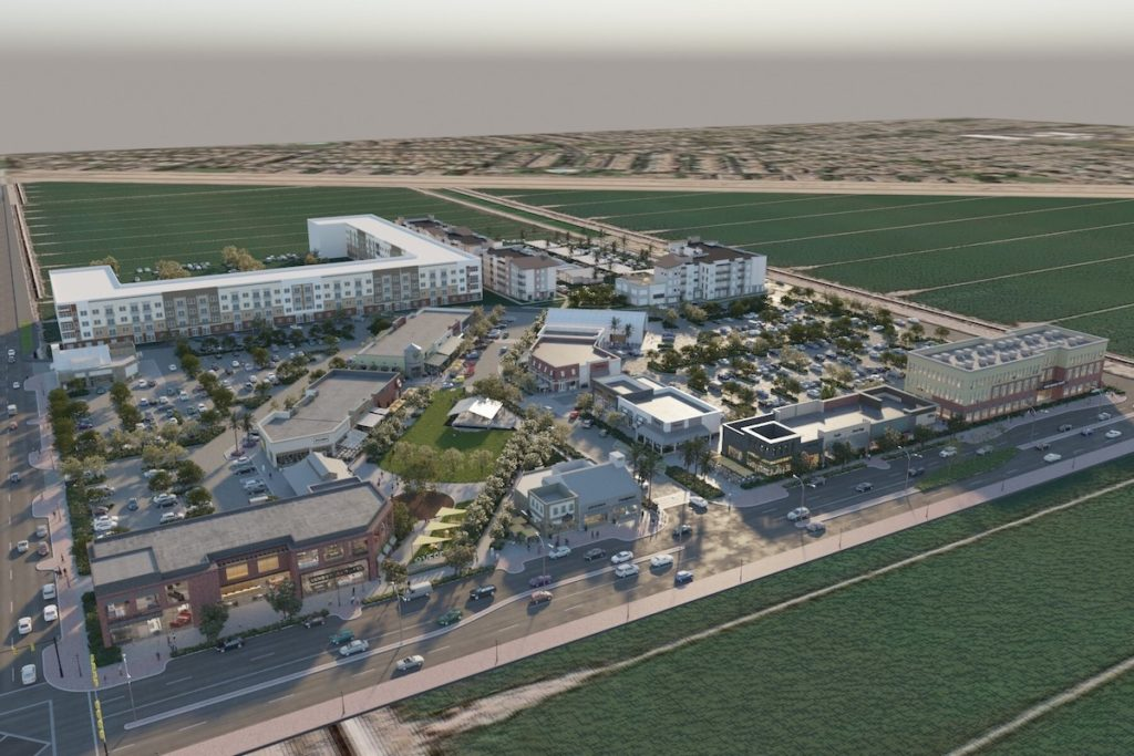 Wood Partners to Build 248-Unit Apartment Community in Gilbert