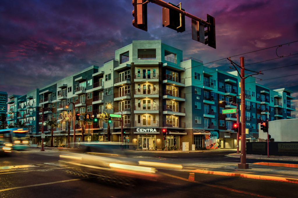 MG Properties Group Acquires Midtown Phoenix's Centra