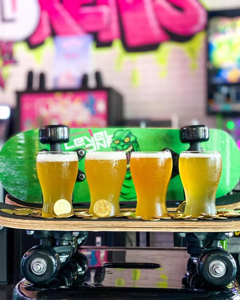 Another Arcade Bar Levels Up in Mesa