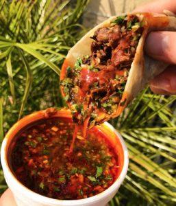 Tacos Culichi Cruising into Glendale