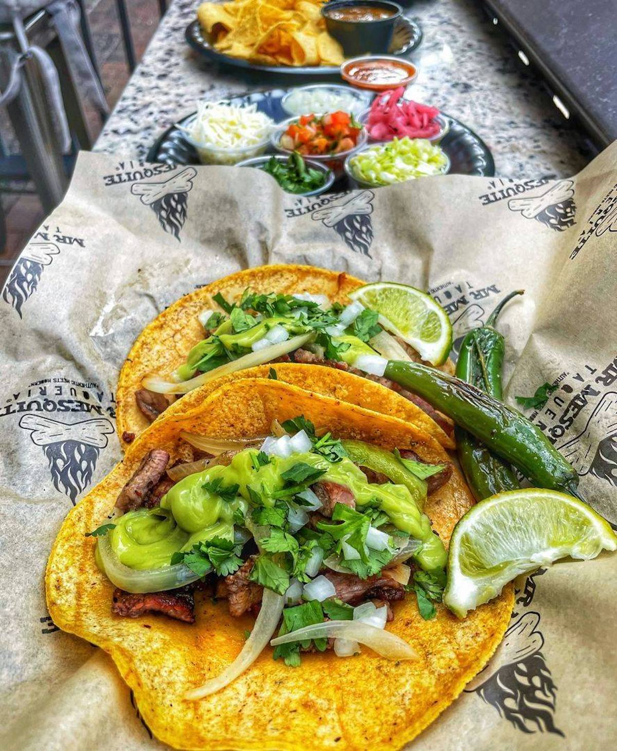 Eighth Mesquite Fresh Street Mex Brick-and-Mortar to Open in North Phoenix