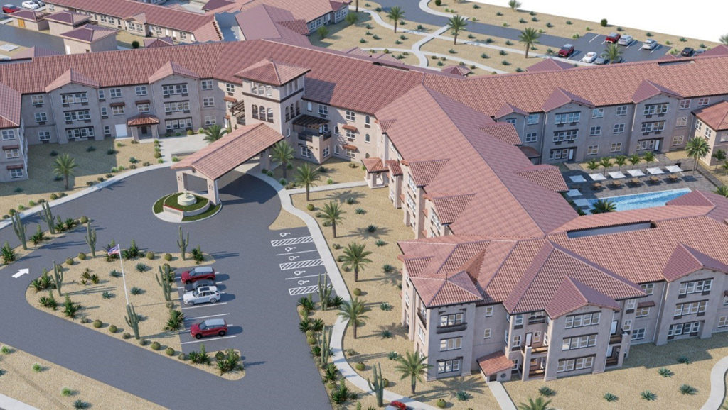 New 202-Unit Senior Living Community Slated for Buckeye