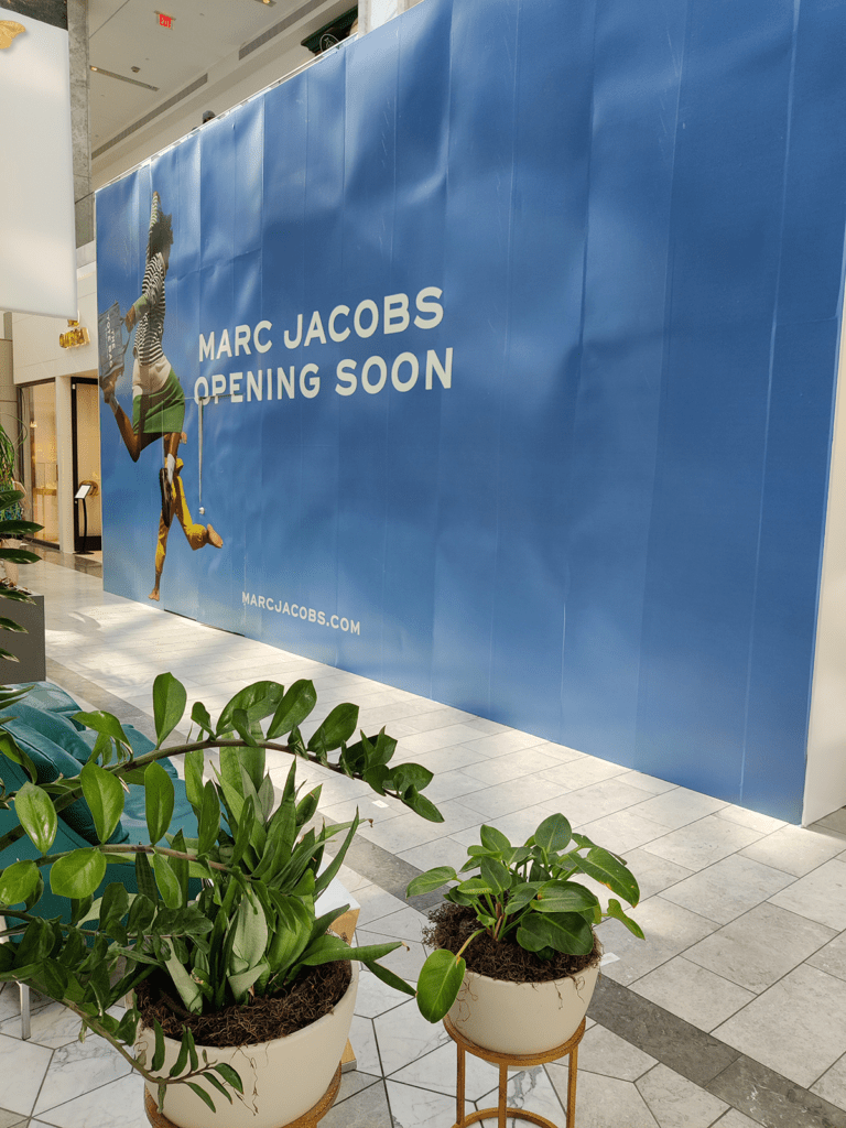 Marc Jacobs Opening a Store at Scottsdale Fashion Square