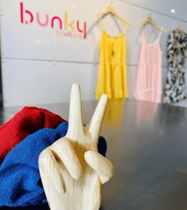 Bunky Boutique Heading for Gilbert
