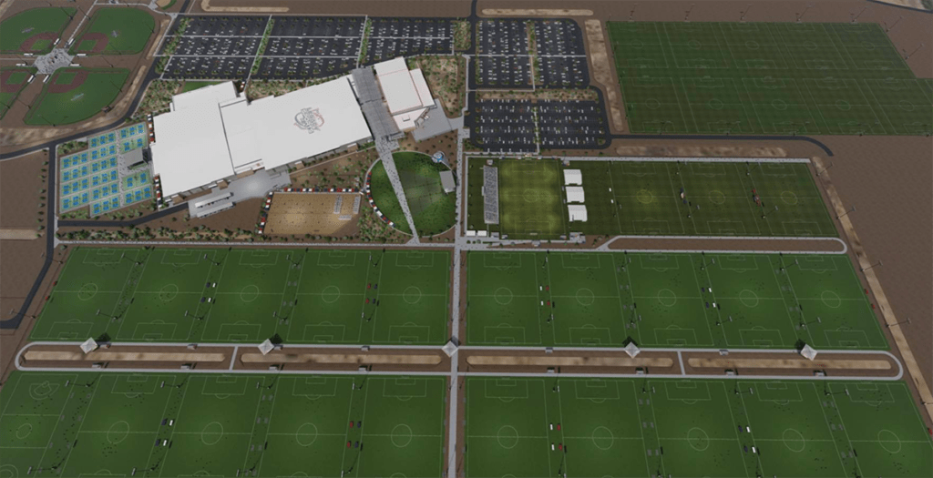 Legacy Sports Park to Open in Mesa
