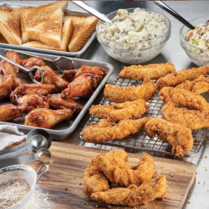 Slim Chickens Signs on for 32 Arizona Locations