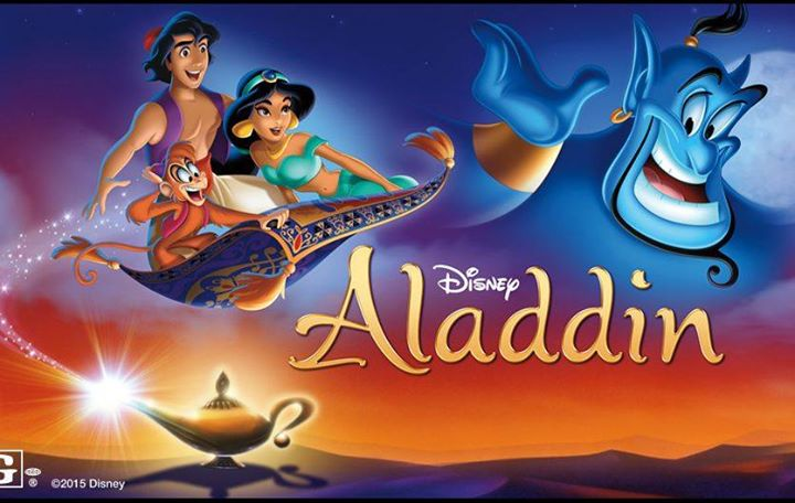 MOVIE in the Park: Aladdin (PG) - What's Happening Tulsa