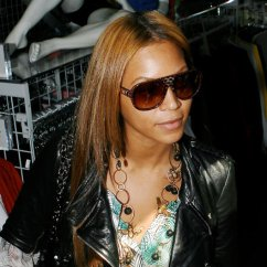 Square Kitchen Sink Calphalon Essentials Stainless Steel Beyonce In Sunglasses And Chanel At American Apparel