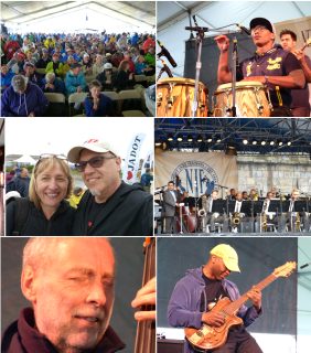 Newport Jazz Fest gallery