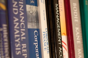 Textbook prices have risen dramatically in recent years. Sen. Dick Durbin aims to cut those costs through a federal grant program for open-source textbooks. (Image Credit: John Liu / Creative Commons)