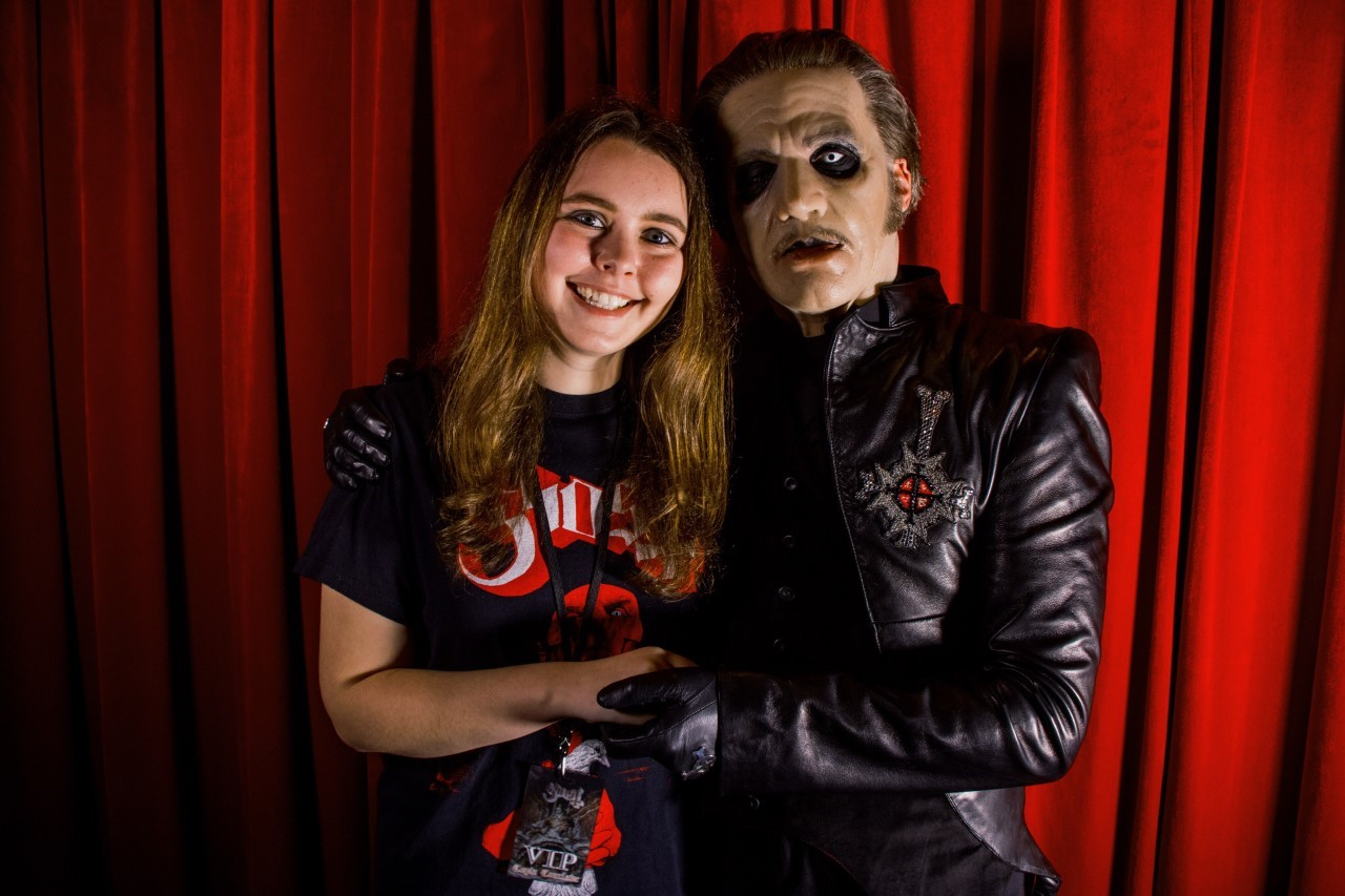 Tiny 2 An Evening With Ghost Cardinal Copia And The Ghouls Rock