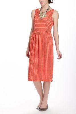 Retro Ribbon Dress