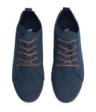 H&M Canvas Shoe Navy