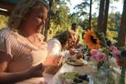 Wendy and D'Ann Wedding Reception 216