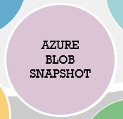 How to take backup of the Azure storage account and why incremental snapshot should be the best practice to save the cost