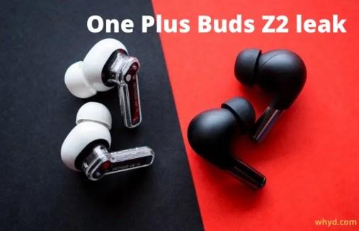 One Plus Buds Z2