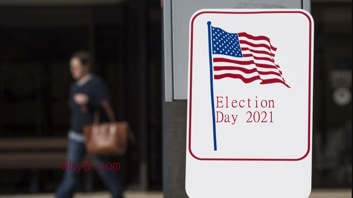 Election Day 2021