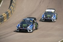 Solberg's Polo won at Lydden