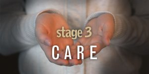 Stage 3: Care