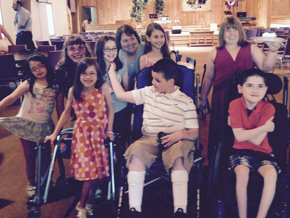 small churches can do disability ministry