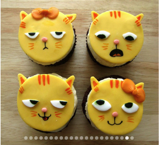 Cat cupcakes 171 why evolution is true