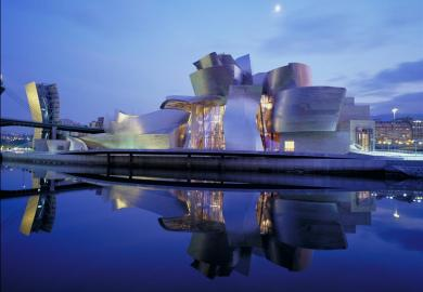 Guggenheim Bilbao Architecture Of The World