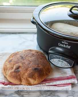 http://www.thekitchn.com/how-to-make-bread-in-the-slow-cooker-192421