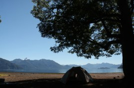 Conaf camping