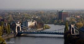 Most Grunwaldzki i Wieża Ciśnień