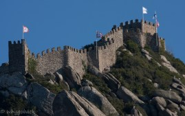 Sintra - Castello dos Mouros