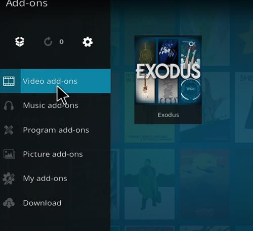 How to Install Exodus Kodi Add-on18 Leia step 22