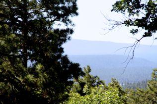 Rocky Ridge view across Fort Valley