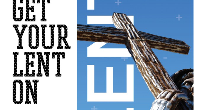 get your lent on