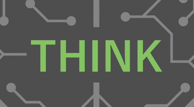 Why We Published This: THINK Volume 1 (Culture)