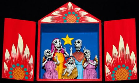 skeletons-nativity